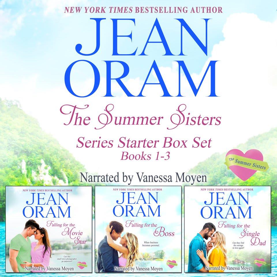 The Summer Sisters Series Starter Box Set (Books 1 - 3)