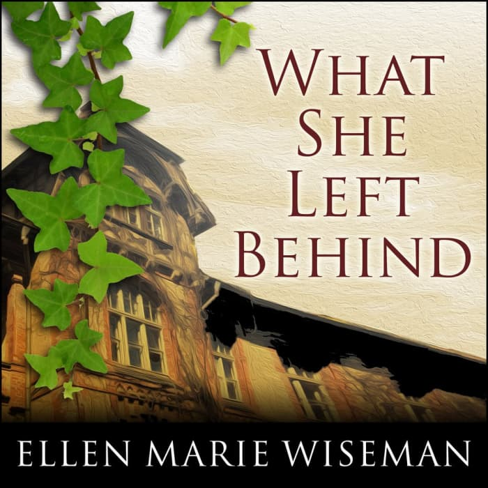 What She Left Behind By Ellen Marie Wiseman