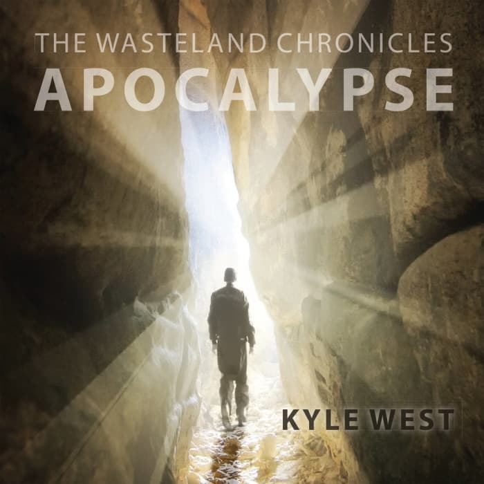 Book cover for Apocalypse by Kyle West with featured deal banner