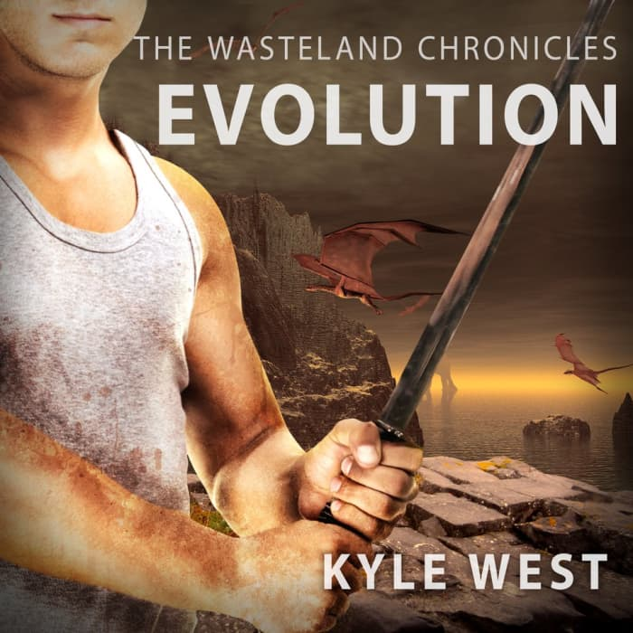 Book cover for Evolution by Kyle West