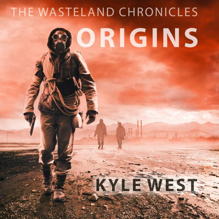 Book cover for Origins by Kyle West