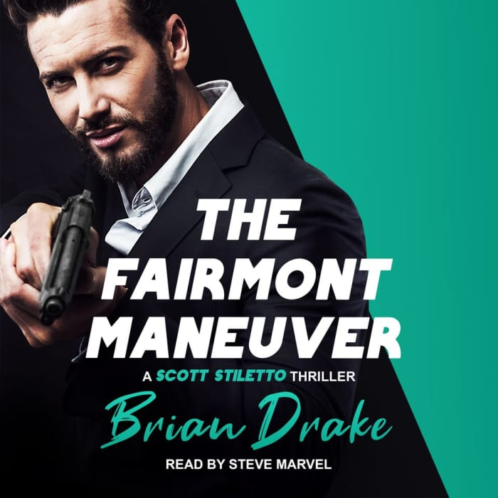 Book cover for The Fairmont Maneuver by Brian Drake