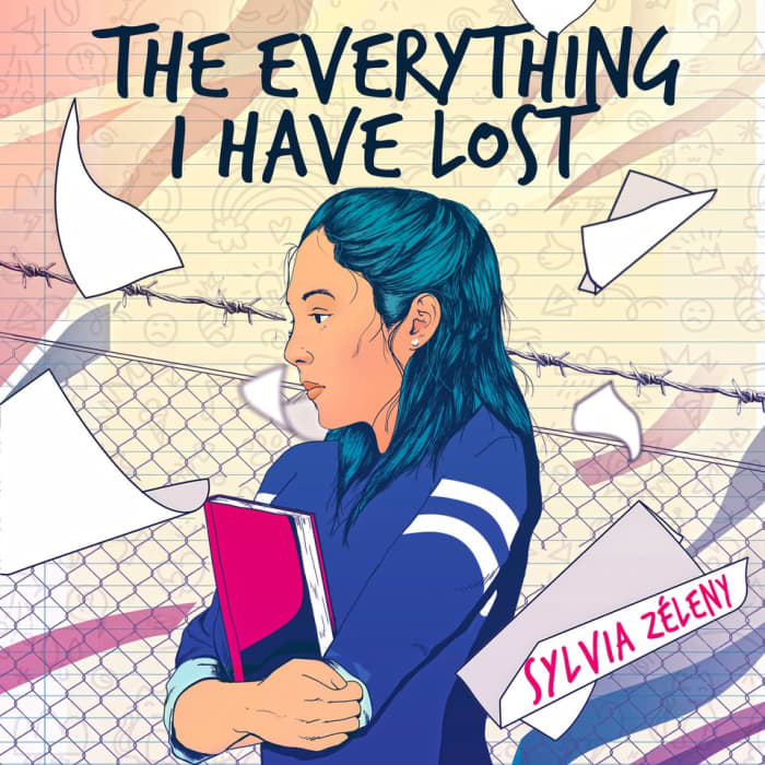 Book cover for The Everything I Have Lost by Sylvia Zeleny