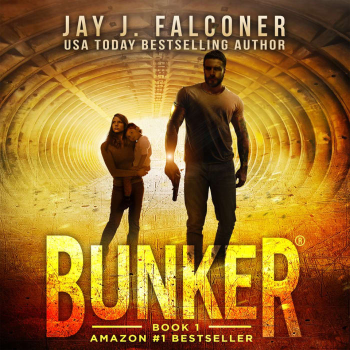 Audio Book Review: Bunker (Book 1) by Jay Falconer